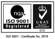 NQA ISO 9001 Registered Company