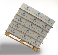Packaging Products (Coatings) Ltd - Non Slip Pallet Liners